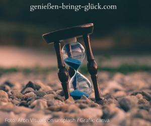 Zeit zum Genießen – Timing ist alles