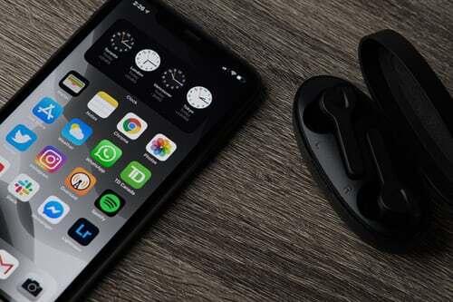 Apps am Smartphone ordnen